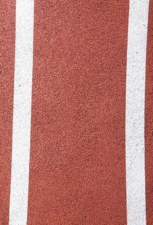 runway or raceway surface close up of sports field Stock Photo - 6996372