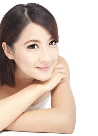 美しいアジアの女性 写真素材 - 11567992