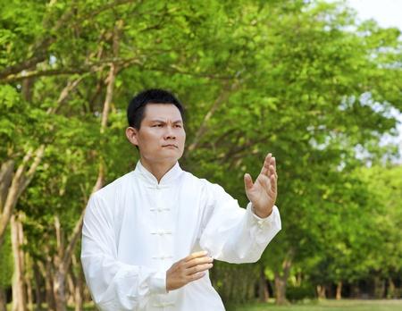 chi kung: chinese kung fu