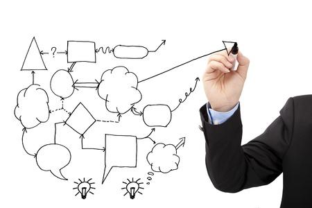 method: Businessman Stock Photo