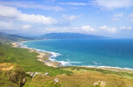 유명한: 대만의 유명한 관광 명소. 켄팅 국립 공원