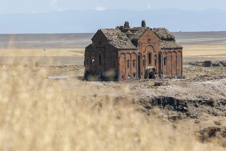 3rd century: One of the best preserved buildings at the ancient site of Ani is the Cathedral, built by King Sembat in 987AD. Ani is located 45 km east of Kars and was constructed in the 10th century by the Bagratid King Ashot 3rd and it became the capital of the Armen
