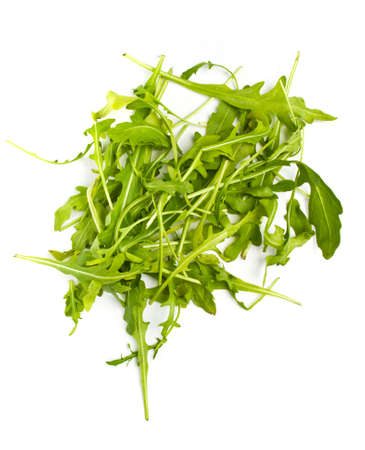 Heap of ruccola leaves Stock Photo - 18023458