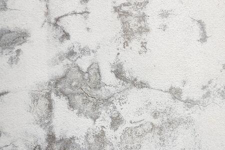 granite counter: White concrete wall background. Stock Photo