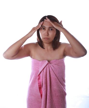 south asian ethnicity: thai woman