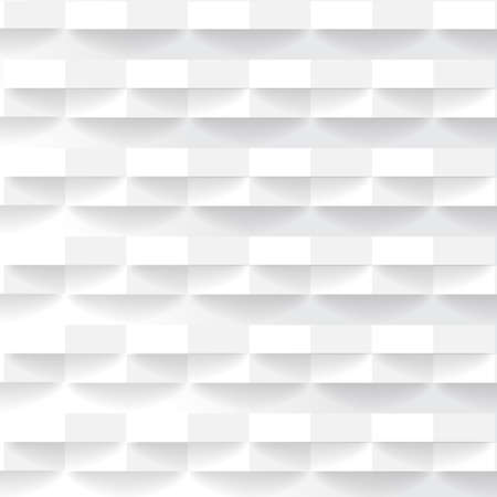 White abstract texture On white background, used for advertising and promotion brochures. Vettoriali