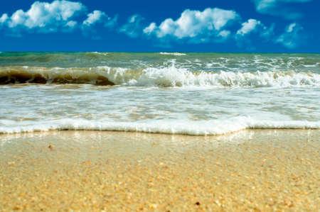 aonang: Beautiful beach located in Aonang beach, Krabi,Thailand
