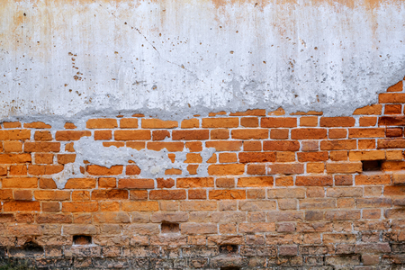Brick wall taxture for background