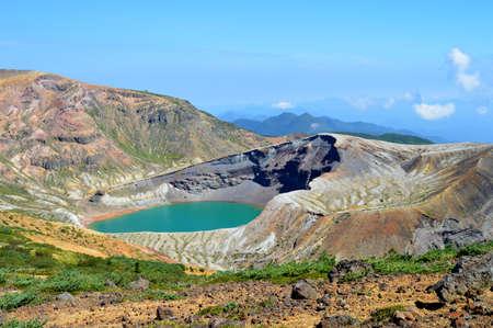 goshiki: Crater Lake