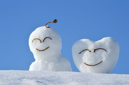 snowmen photo