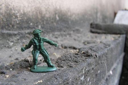plastic soldier: plastic soldier 005