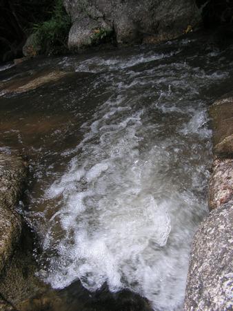 kaew: Huay Kaew waterfall, chiangmai thailand Stock Photo