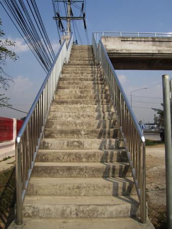 overpass: ladder to overpass