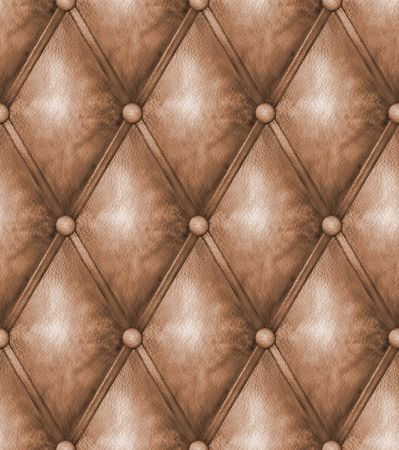Seamless leather texture. Computer generated. Visit my portfolio for other color variation. Stock Photo - 3797272