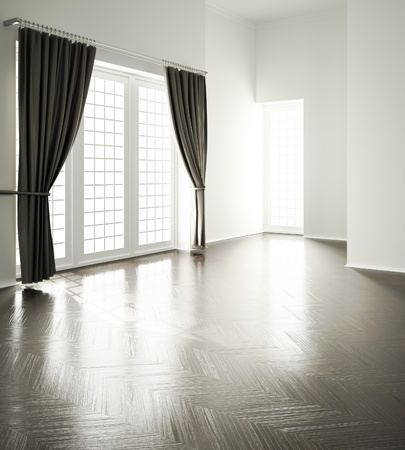 empty room Stock Photo - 10969572