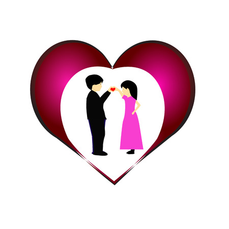 lovely girl: EL D�a de San Valent�n, Lovely ni�a y ni�o