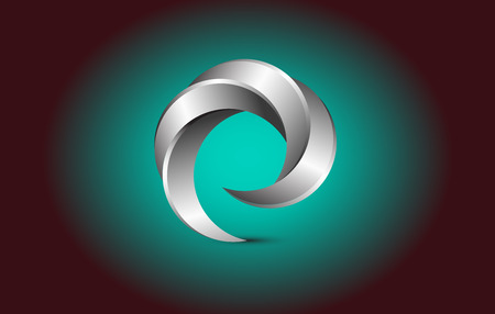 Abstract circle bright background. Vector Illustration