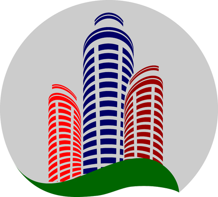 Apartments  icon Illustration