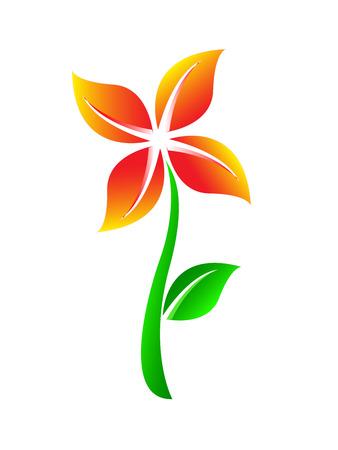 season s greeting: Flowers icon