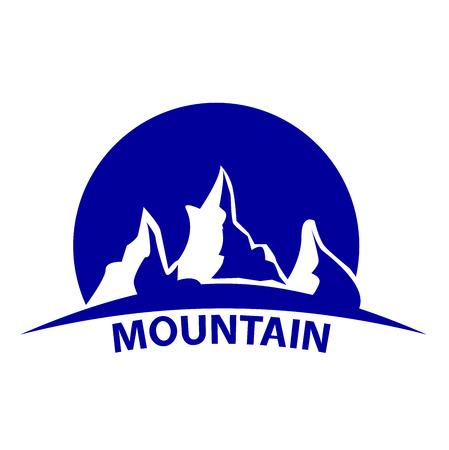Mountain icon.