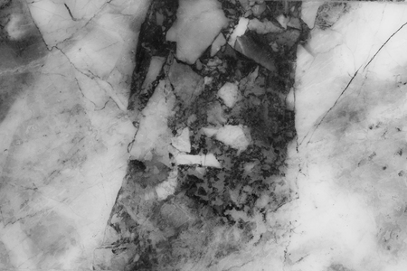 Marble texture background  white gray marble pattern texture abstract background  can be used for background or wallpaper Stock Photo