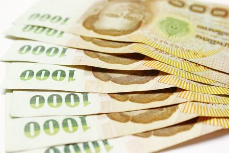 Baht Thailandia denaro Archivio Fotografico - 28287669