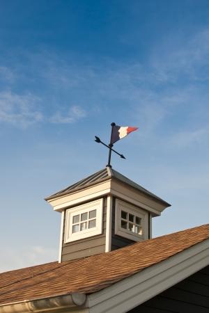 gusty: weathercock