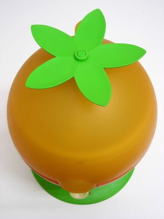Top view of a nice orange squeezer.