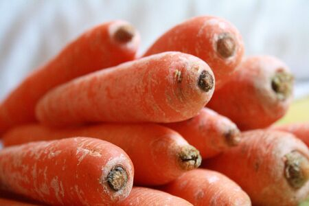 Groups of carrots