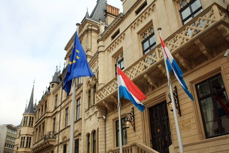 The Chamber of Deputies of the Grand Duchy of  Luxembourg. EU country member.