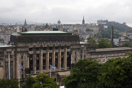 St  Andrew House, headquarters of the Scottish Government, Edinburgh