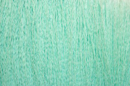 nylon: nylon fiber Stock Photo