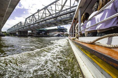 phraya: Tourism and travel in Bangkok by the Chao Phraya Express Boat.