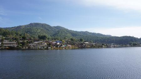 settlement: Ban Rak Thai, a Chinese settlement in Mae Hong Son