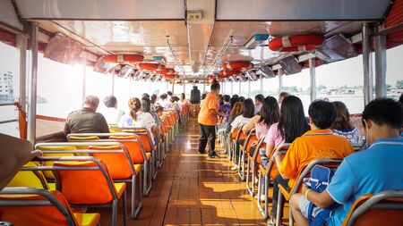 ticket taker