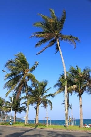 Baan Grood beach south of Thailand Stock Photo