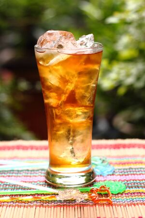 iced tea photo