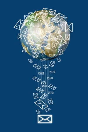 email to the world