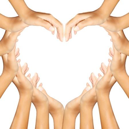 synergy: manos haciendo el coraz�n aa