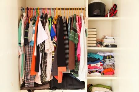 outerwear: Inside the wardrobe