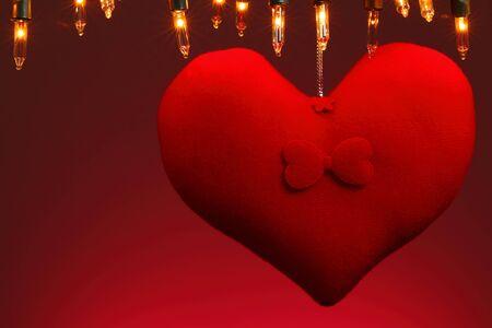 Valentines Day background Stock Photo - 17563991