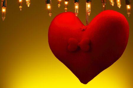Valentines Day background Stock Photo - 17563877