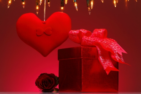 Valentines Day background  Stock Photo - 17564055