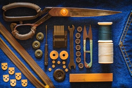 The kit of seamstresses ancient