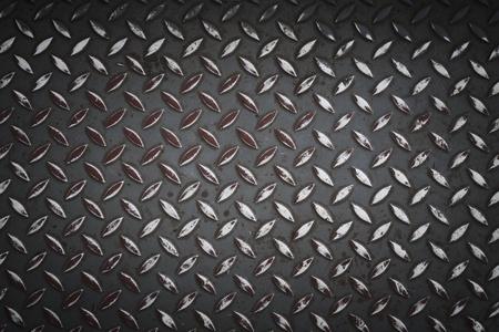 close range: Pattern of metal background close range