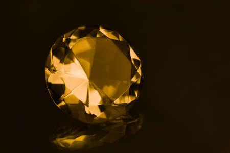gem stones: Close-up beautiful amber  gem stones.