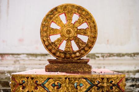 dhamma: Ratchet Thammachak,The wheel of life  Wheel of Dhamma