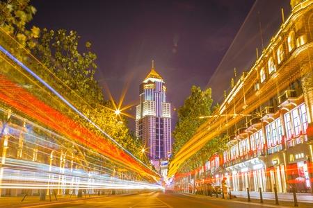 Jiangcheng night view