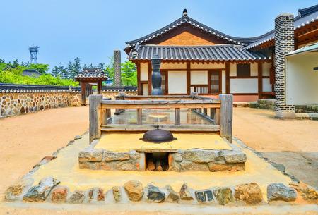 pavillion: Korea pavillion