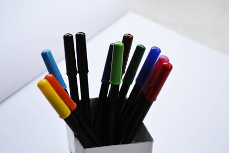 Pen color  photo